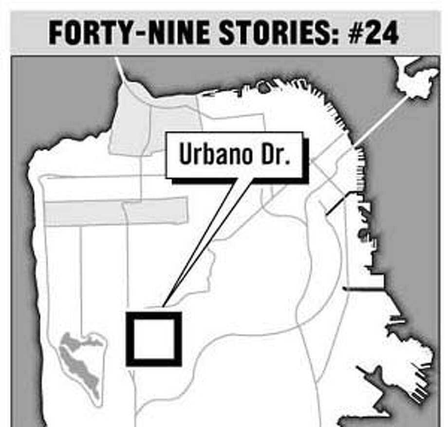 Forty-Nine Stories No. 24. Chronicle Graphic