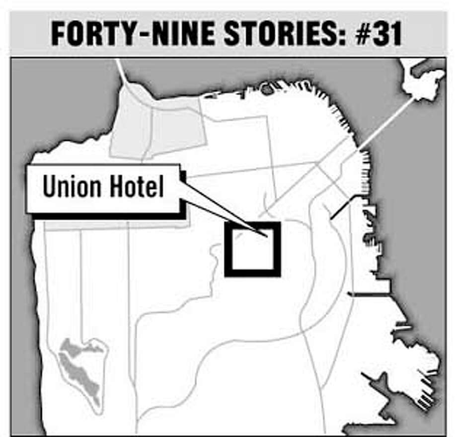 Forty-Nine Stories: No. 31. Chronicle Graphic