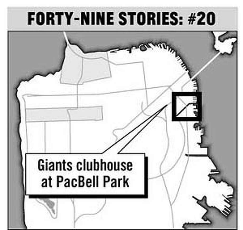 Forty-nine Stories No. 20. Chronicle Graphic