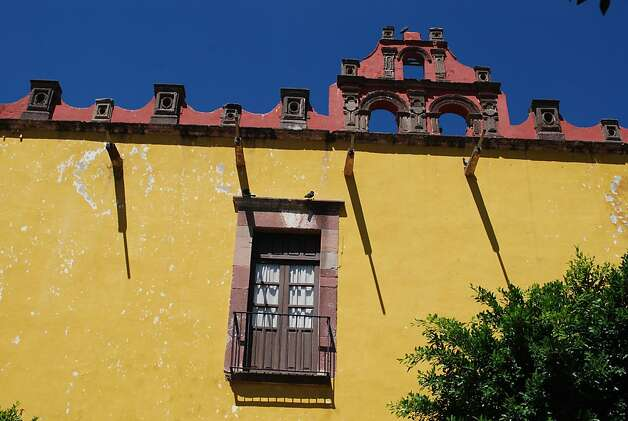 San Miguel de Allende's combination of architecture, culture, traditions and classy hotels, restaurants and shops make it a popular weekend getaway from Mexico City and second home for expats. Photo: Maribeth Mellin, Special To SFGate