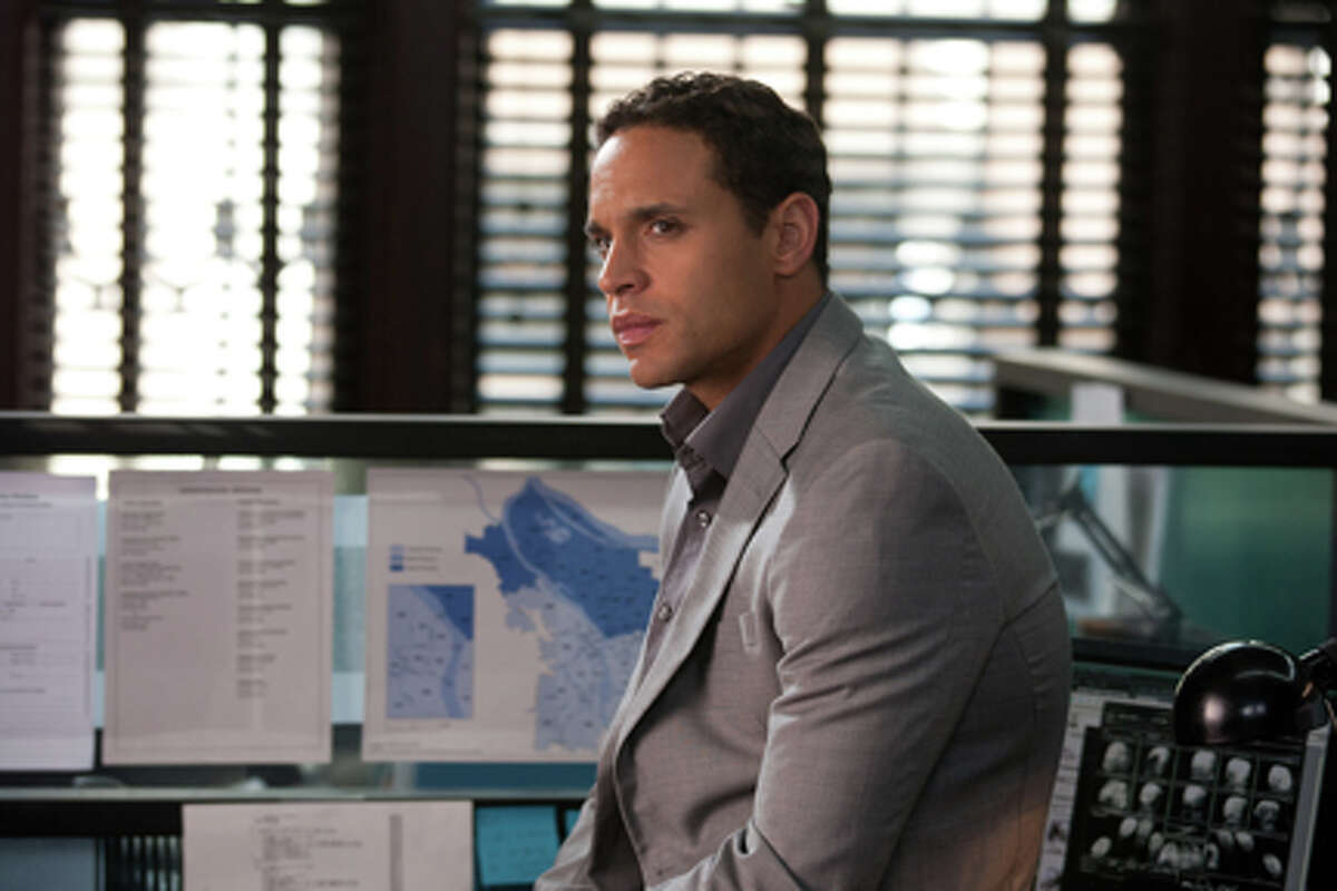 Daniel Sunjata as Powers in