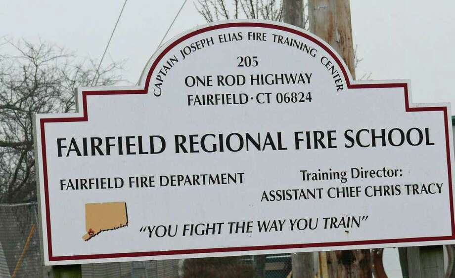 "The Fairfield Regional Fire School on One Rod Highway is expected to receive $7 million to construct a new ""burn"" building. Photo: Genevieve Reilly / Fairfield Citizen"