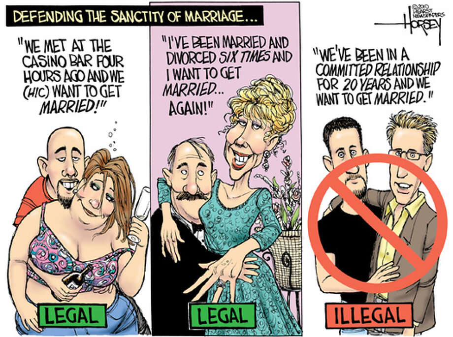 Defending the sanctity of marriage