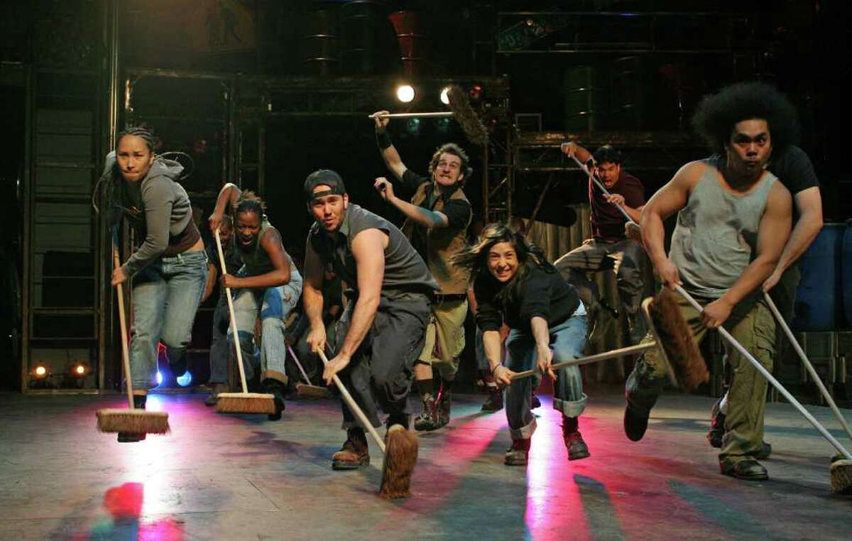 """""""Stomp"""" (Provided by Palace Theatre)"""