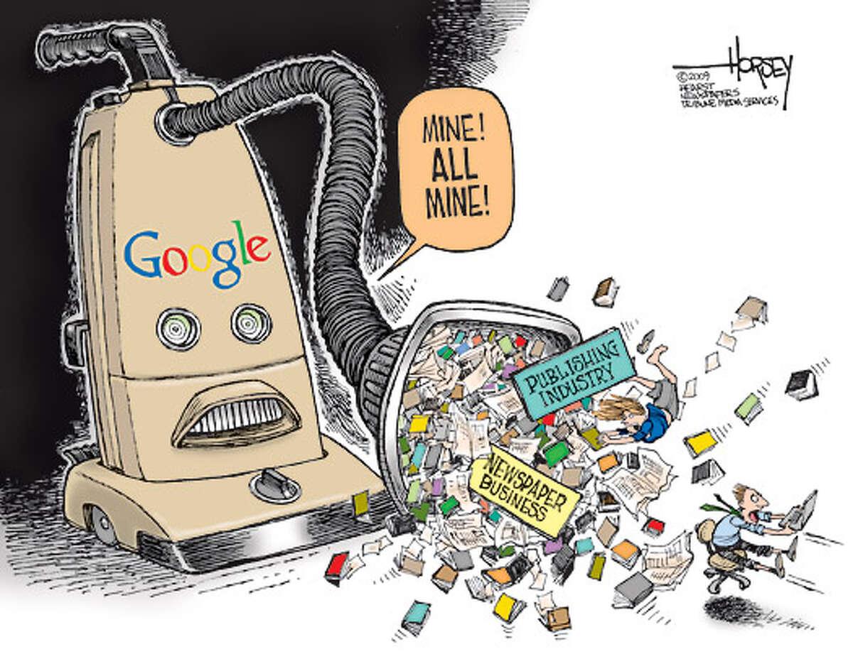 Google's voracious appetite