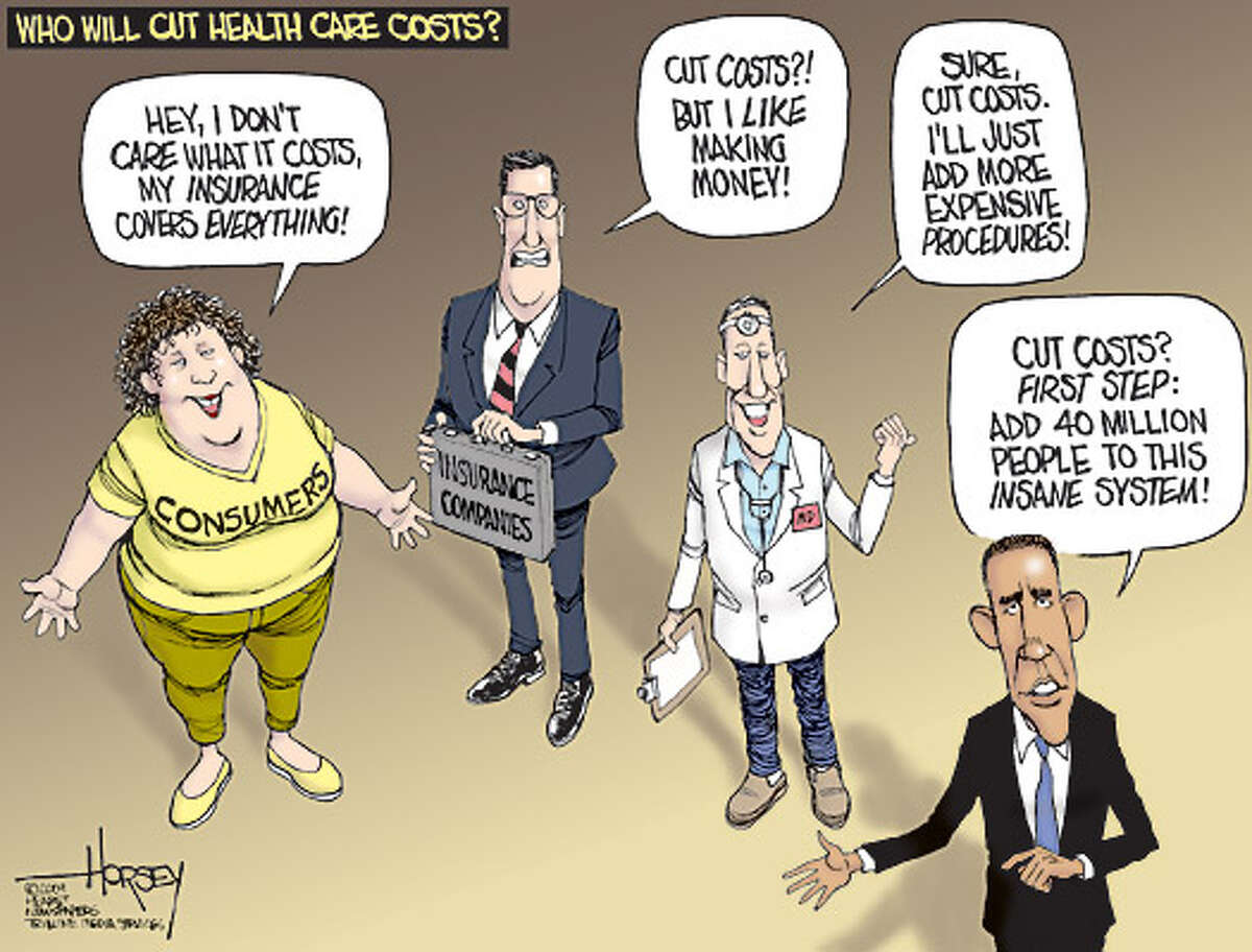 Who will cut health care costs?