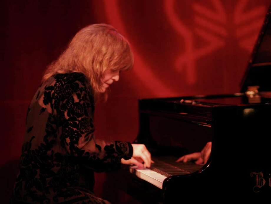 Marilyn Crispell is a classically trained pianist who didn't start playing jazz until she was in her 20s. Photo: Claire Stefani