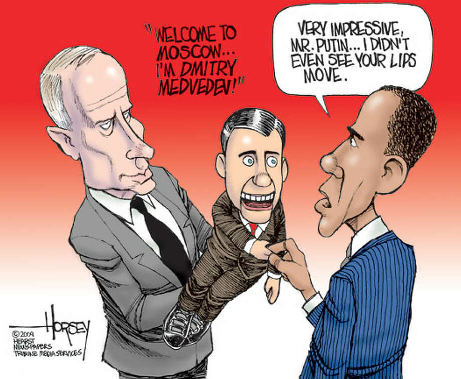 Obama's visit to Moscow
