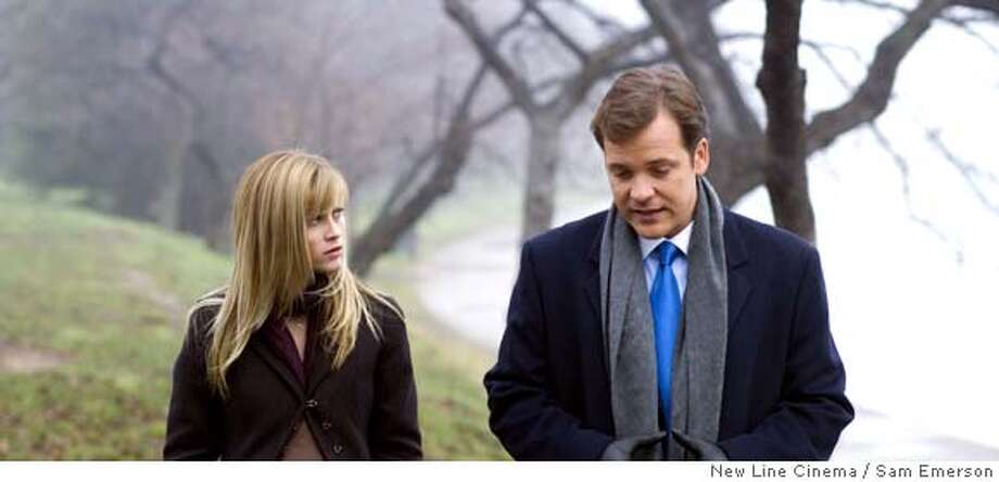 Description: Reese Witherspoon (left) stars as �Isabella Fields El-Ibrahim� and Peter Sarsgaard (right) stars as �Alan Smith� in New Line Cinema�s release of Gavin Hood�s RENDITION.  Photo Credit: Sam Emerson  Ran on: 10-13-2007  Gavin Hood and Reese Witherspoon at an after-party for the &quo;Rendition&quo; premiere. Photo: Sam Emerson