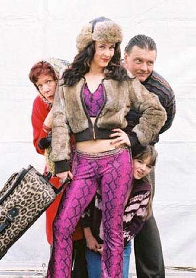 domestic import...philadelphia couple hire a whacky ukranian nanny. Photo: Ho