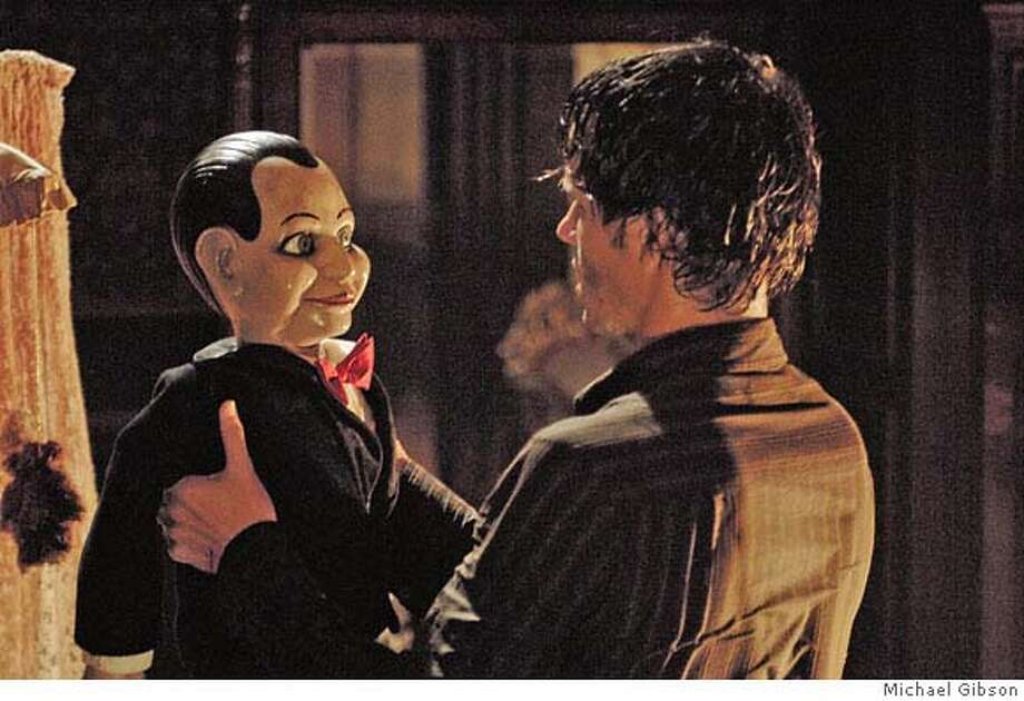 Jamie Ashen (RYAN KWANTEN) discovers the ventriloquist dummy Billy is no ordinary doll in the supernatural thriller from the writer/director team behind the international hit Saw franchise, ?Dead Silence?. Michael Gibson Photo: Photo Credit: Michael Gibson