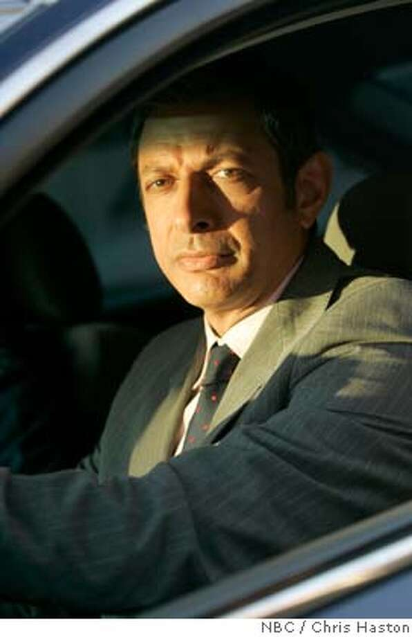 "RAINES -- ""Meet Juan Doe"" Episode 104 -- Pictured: Jeff Goldblum as Detective Michael Raines -- NBC Photo: Chris Haston FOR EDITORIAL USE ONLY -- DO NOT ARCHIVE -- NOT FOR RESALE Photo: Chris Haston"