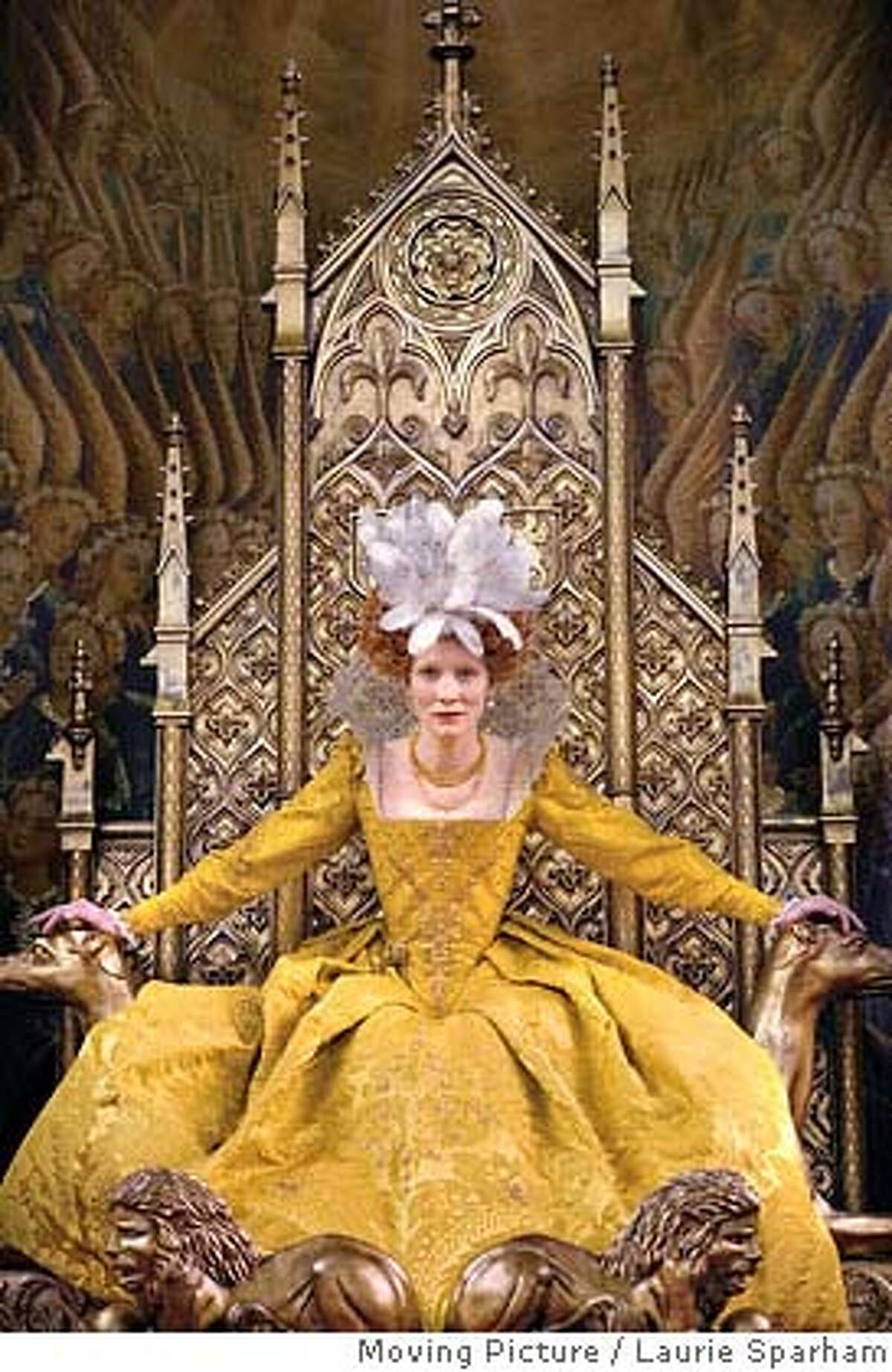 CATE BLANCHETT, reprising the role she originated in the seven-time Academy Award�-nominated ?Elizabeth?, holds court in a gripping historical thriller laced with treachery and romance--?Elizabeth: The Golden Age?.