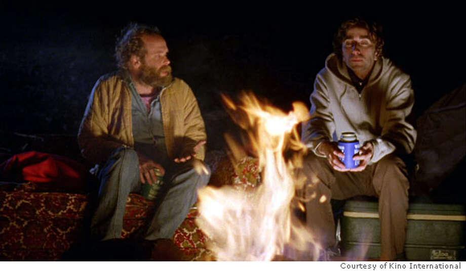 Will Oldham as Kurt and Daniel London as Mark.  Courtesy Kino International Photo: Kino International