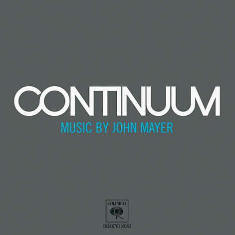 "John Mayer's ""Continuum"""