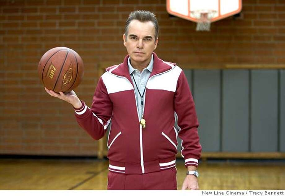 "Billy Bob Thornton stars as a no-nonsense high school gym teacher, Jasper Woodcock in David Dobkins comedy ""Mr. Woodcock,"" opening Friday.  Ran on: 09-09-2007  Couple David Kirmani (Naveen Andrews) and Erica Bain (Jodie Foster) in happier times, before a violent encounter that changes their lives in Neil Jordan's psychological thriller &quo;The Brave One,&quo; opening Friday at Bay Area theaters. Photo: Tracy Bennett/New Line Cinema /"
