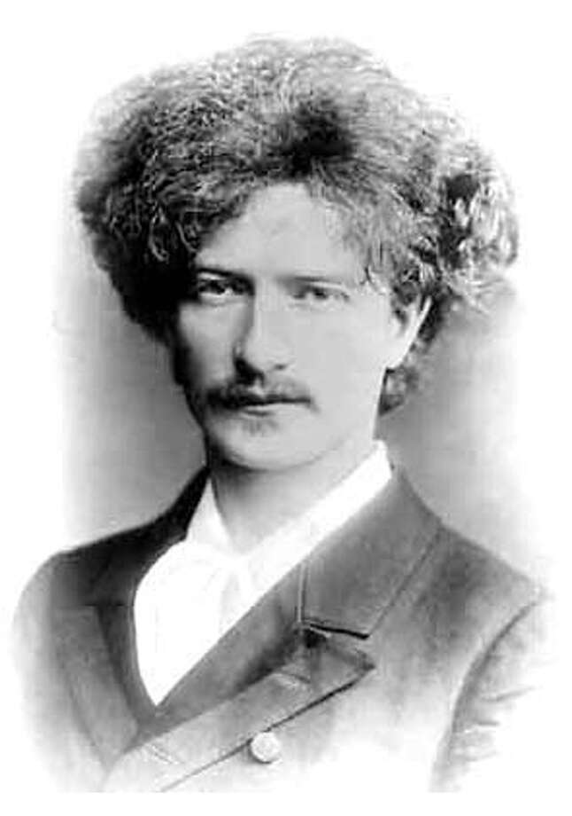 Ignacy Paderewski  Polish composer  1960-1941 Photo: Www.historiche-daten.de