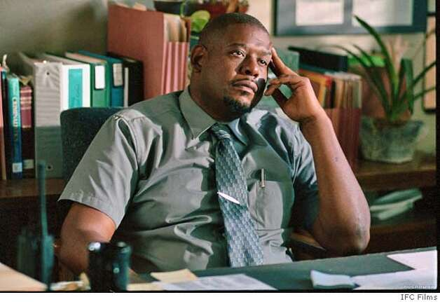 "Forest Whitaker in ""American Gun""Ran on: 04-16-2006  Forest Whitaker plays a school principal in &quo;American Gun,&quo; which takes a look at everyday people and how their lives are touched by the proliferation of guns in American society. The movie opens Friday at Bay Area theaters.Ran on: 04-16-2006  Forest Whitaker plays a school principal in &quo;American Gun,&quo; which takes a look at everyday people and how their lives are touched by the proliferation of guns in American society. The movie opens Friday at Bay Area theaters. Photo: IFC Films"