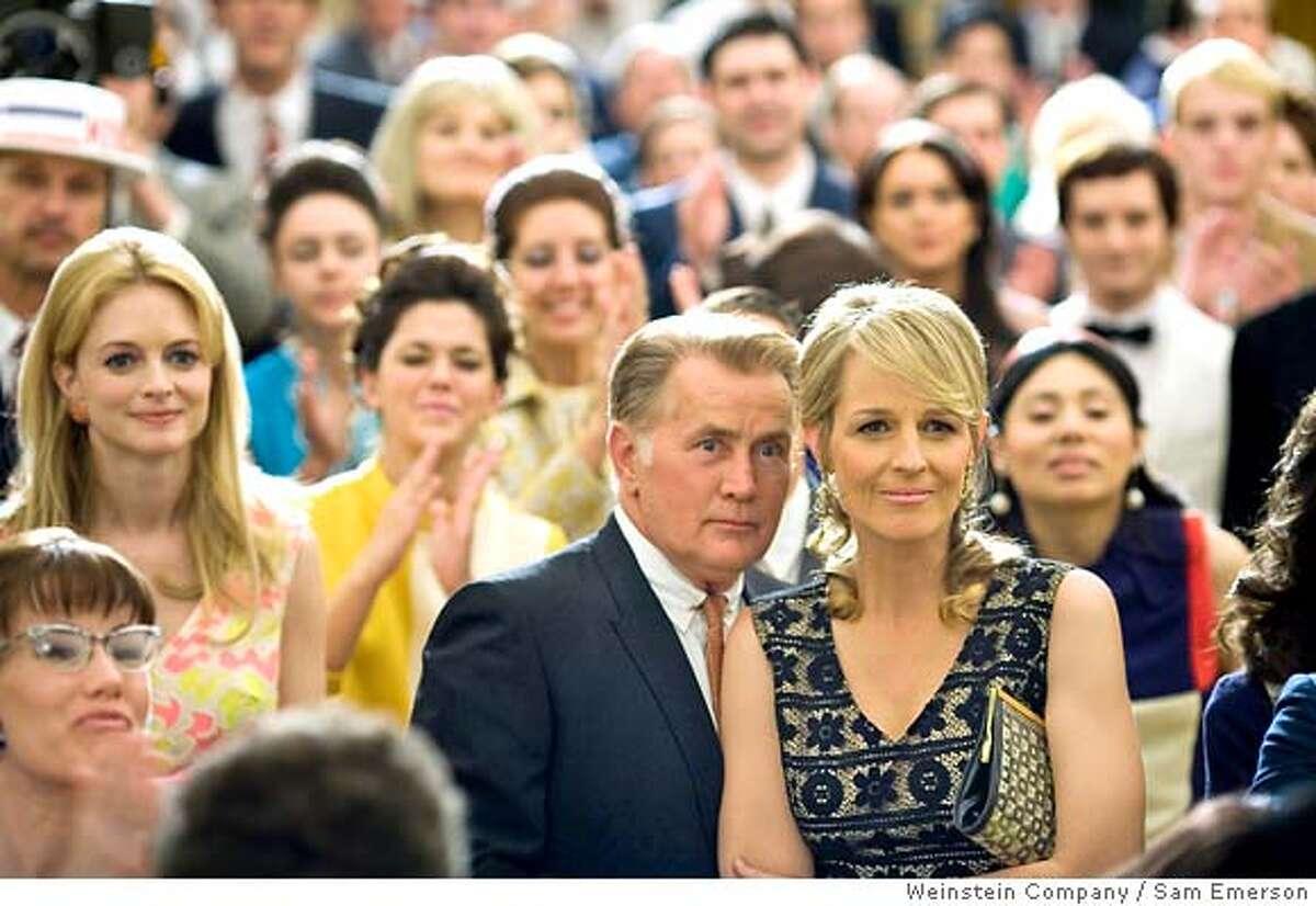 Heather Graham, Martin Sheen and Helen Hunt star in Emilio Estevez's BOBBY.