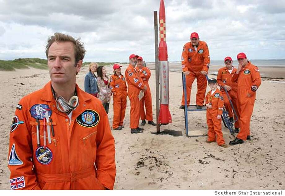 George Stevenson (Robson Green) in ROCKET MAN. Credit: Southern Star International Photo: Southern Star International