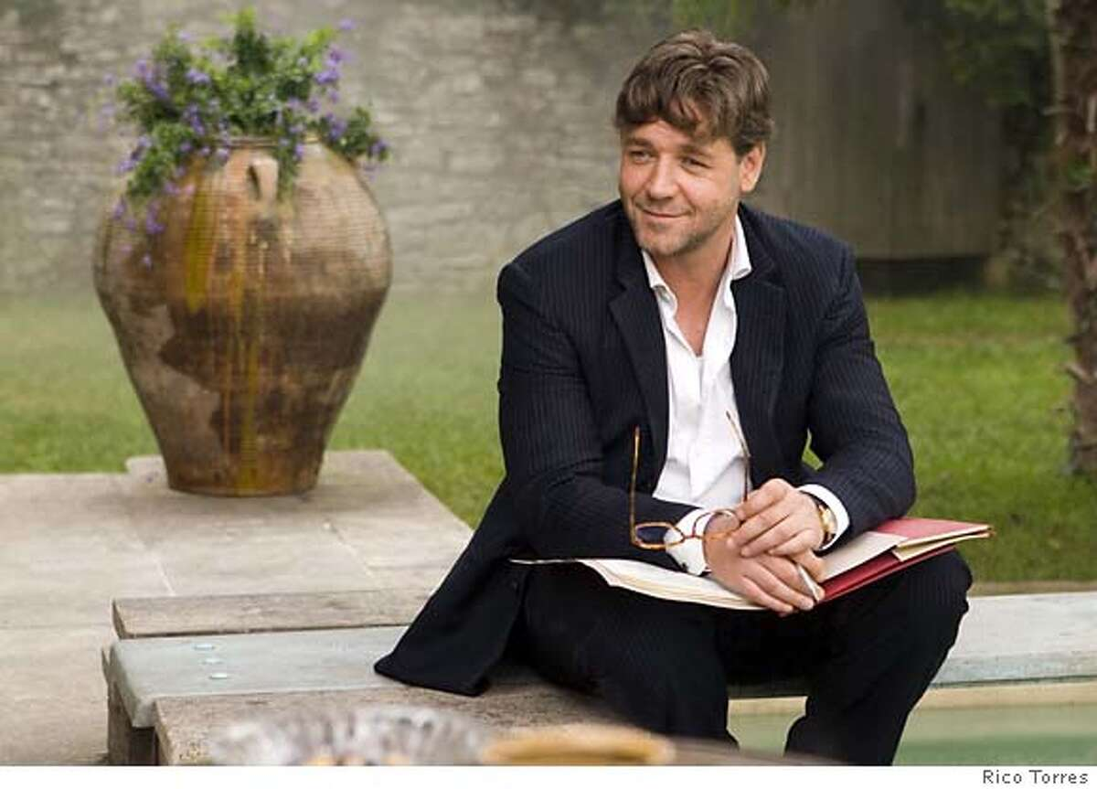 G-60 In A GOOD YEAR Russell Crowe stars as Max Skinner, a London-based investment expert who moves to Provence to sell a small vineyard he has inherited from his late uncle.