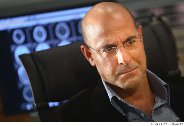 """Of Two Minds"" -- Stanley Tucci stars as Dr. Doug Hanson, on 3 LBS, scheduled to air on the CBS Television Network. Photo: Eric Liebowitz�2006 CBS BROADCASTING INC. All Rights Reserved. MANDATORY CREDIT NO ARCHIVE NORTH AMERICA USE ONLY MAGAZINE OUT Photo: Eric Liebowitz"