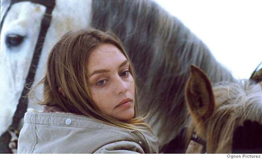 """""""The Intruder"""" Katia Golubeva as a Young Russian Woman Photo Credit: Ognon Pictures Photo: -Ognon Pictures"""