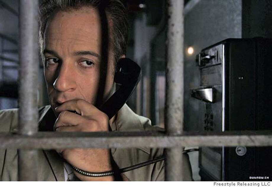 "Vin Diesel in ""FInd Me Guilty"" Photo: Freestyle Releasing LLC"