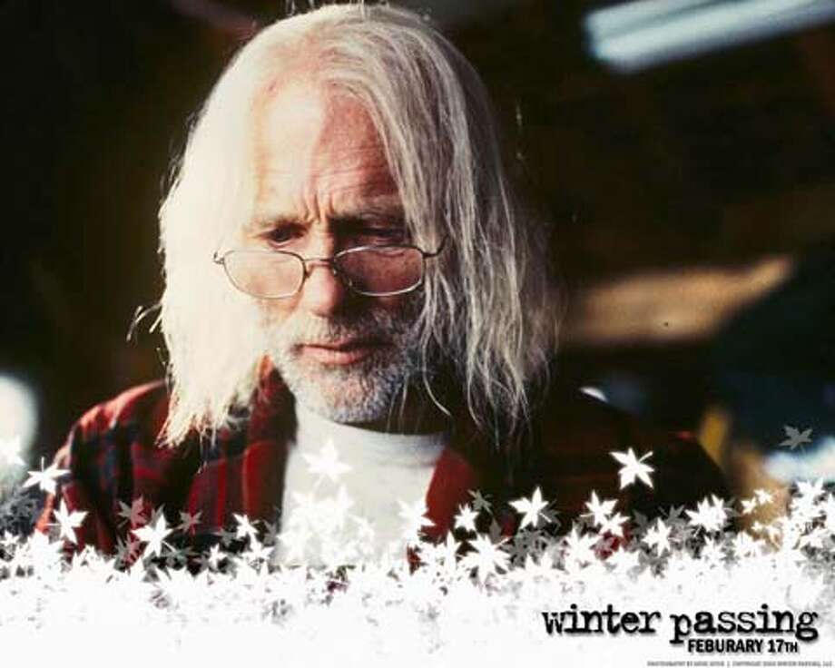 "Ed Harris in ""Winter Passing"" Photo: Ho"