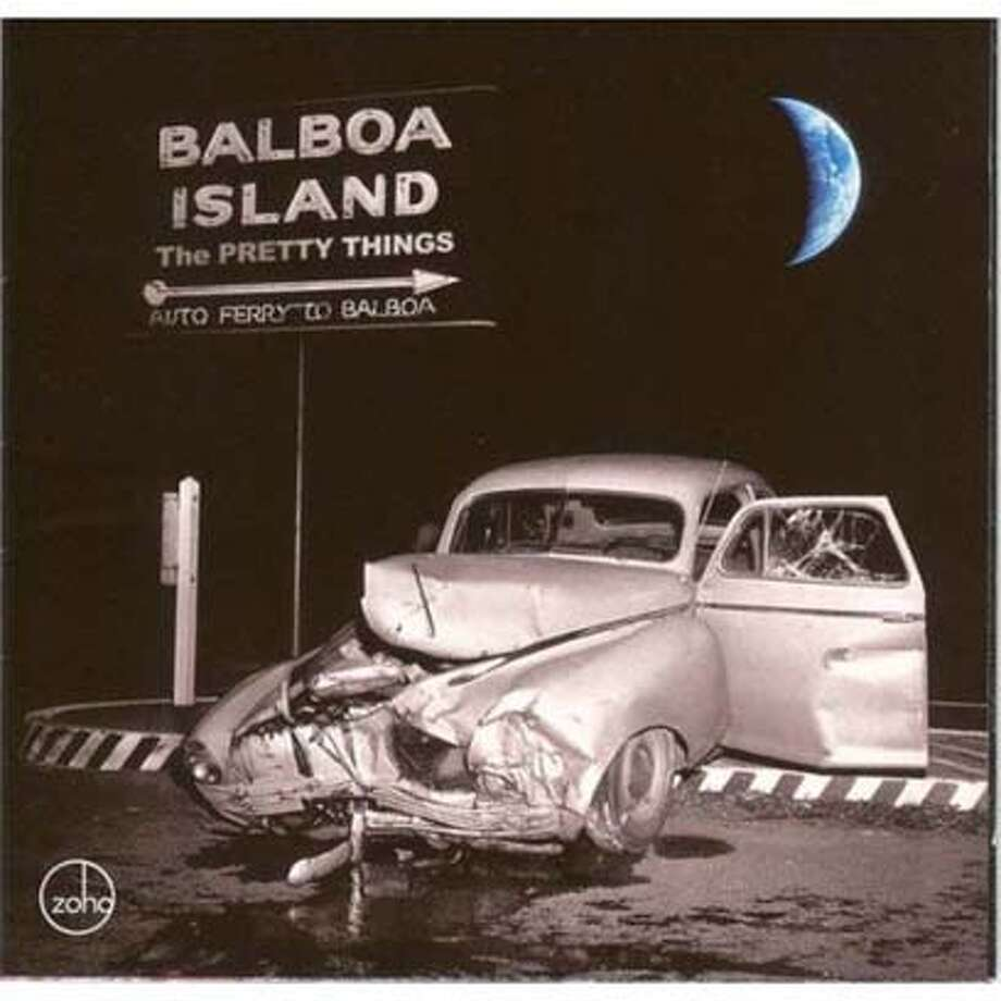 "The Pretty Things' ""Balboa Island"""