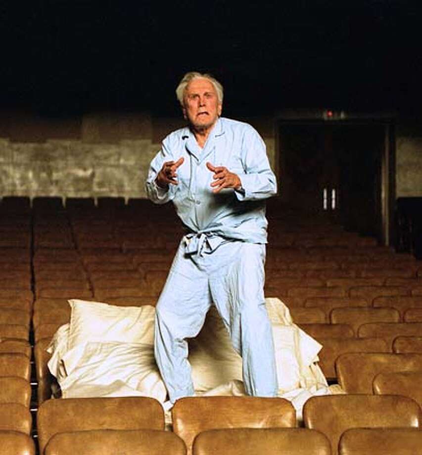 """Kirk Douglas in """"Illusion"""" Photo: Entitled Entertainment"""