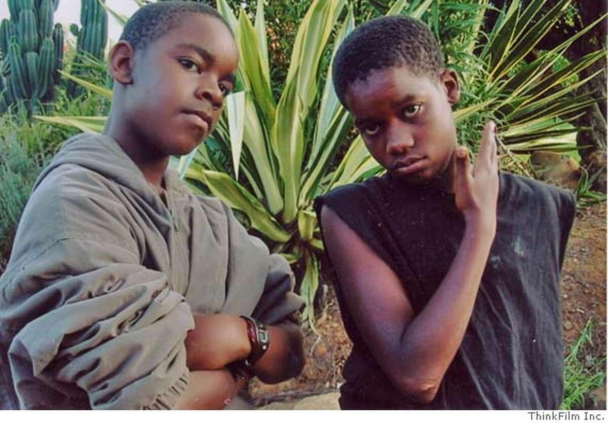 Boys of Baraka. CR: ThinkFilm Inc.