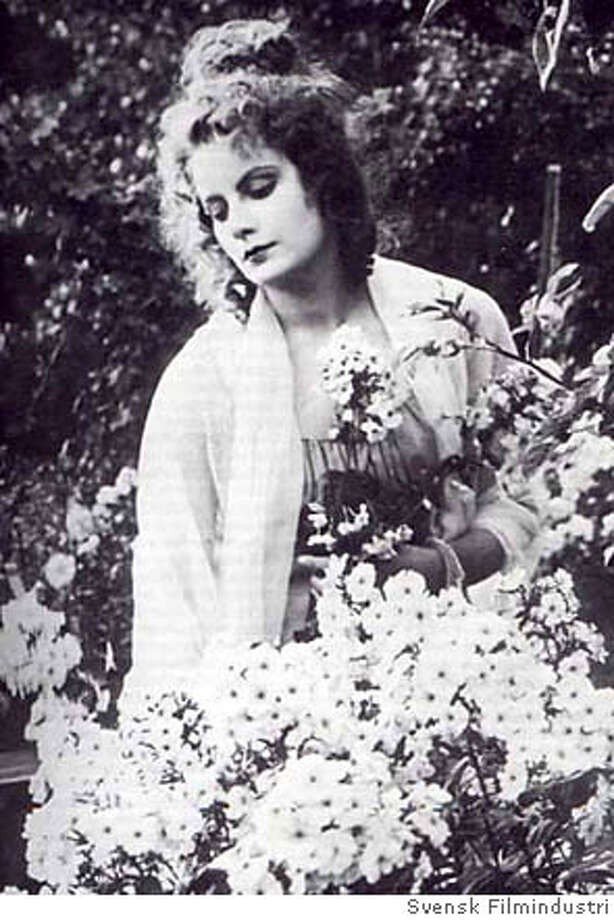 Greta Garbo. Photo courtesy of Svensk Filmindustri