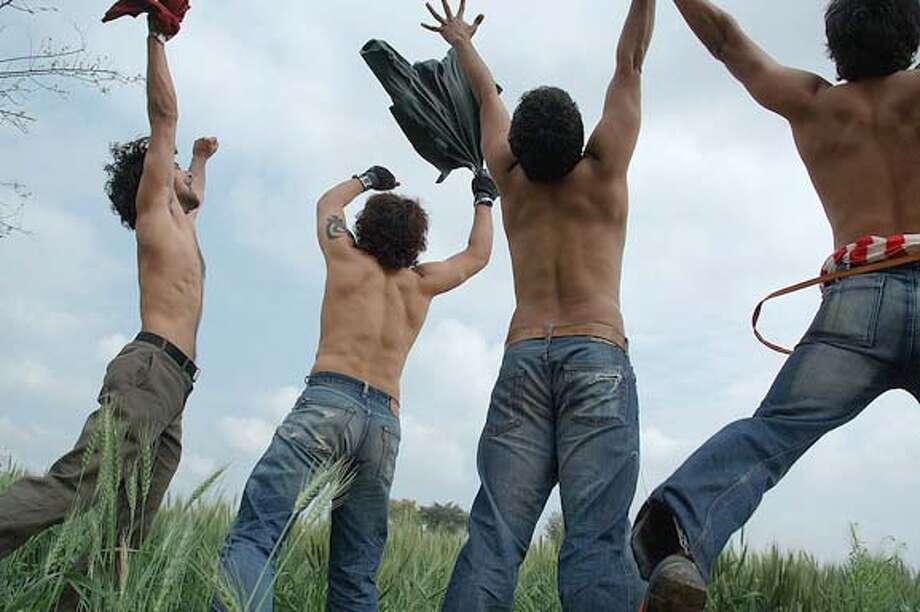 "Scene from the movie ""Rang de Basanti."" Photo: Handout"