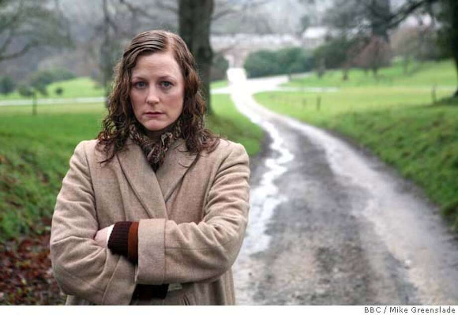 Picture shows: Daphne (GERALDINE SOMERVILLE) WARNING This image may only be used for publicity purposes in connection with the broadcast of the programme as licensed by BBC Worldwide Ltd & must carry the shown copyright legend. It may not be used for any commercial purpose without a licence from Photo: BBC/Mike Greenslade
