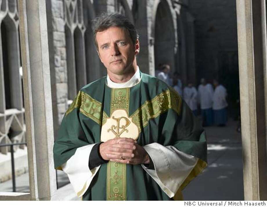 "** CORRECTS PREMIERE DATE ** In this undated publicity photo released by NBC Universal, Aidan Quinn stars in the title role of the NBC dramatic series ""The Book of Daniel,"" which premieres Friday, Jan. 6, 2006 with back-to-back airings of two episodes from 9 to 11 p.m. EST, before claiming its regular 10 p.m. slot the following week. (AP Photo/NBC Universal, Mitch Haaseth) CORRECTS PREMIERE DATE FOR EDITORIAL USE ONLY Photo: MITCH HAASETH"