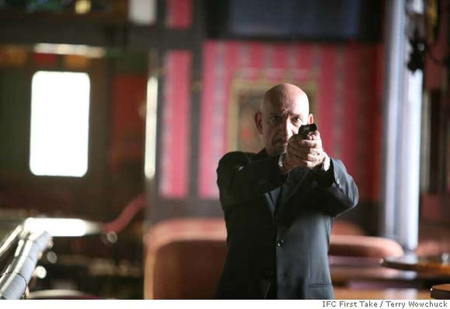 YOU KILL ME Photo Credit: Photographer Terry Wowchuck Frank (Sir Ben Kingsley) in a scene from YOU KILL ME directed by John Dahl. An IFC Films release. Photo: Photographer Terry Wowchuck