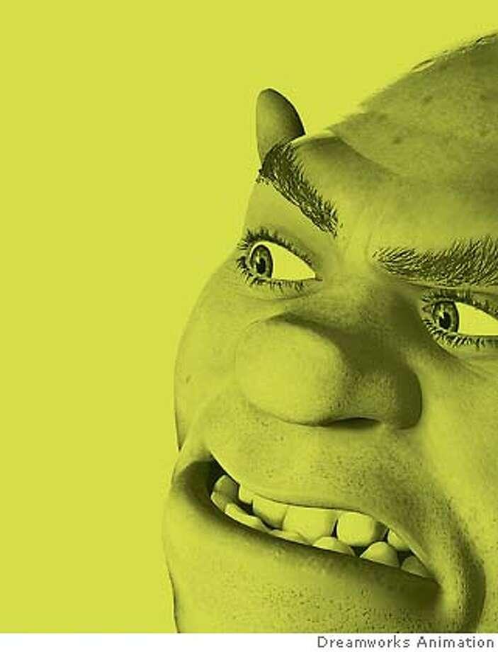 Shrek is back.