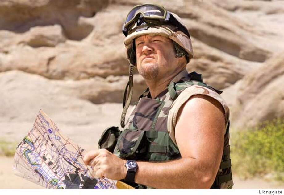 Larry the Cable Guy in Delta Farce (2007) Photo: HO