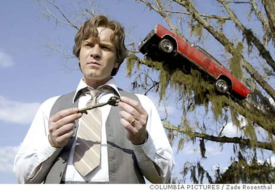 """Ewan McGregor stars as the young adventurer Edward Bloom in Columbia Pictures fantasy-rich family drama """"Big Fish,"""" directed by Tim Burton. (AP Photo/ COLUMBIA PICTURES / Zade Rosenthal) Photo: ZADE ROSENTHAL"""