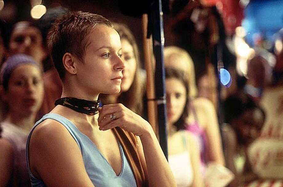 9/17/03 in . for Morton23a; Hugh Hart's Samantha Morton feature for the Fox Searchlight Pictures' release IN AMERICA. / HO