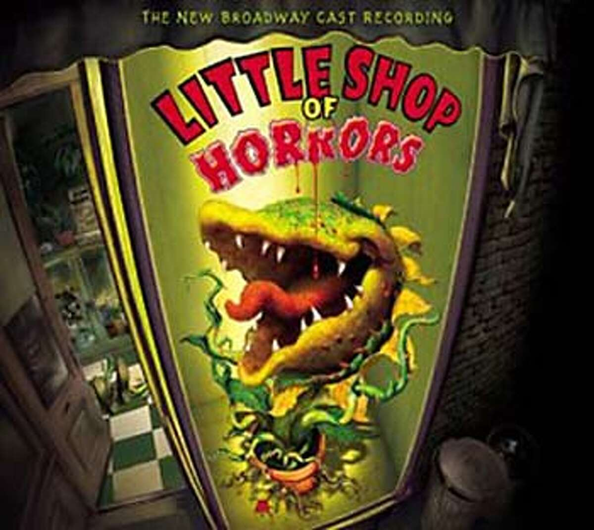 for showcds30_PH; little shop of horrors , / HO MANDATORY CREDIT FOR PHOTOG AND SF CHRONICLE/ -MAGS OUT