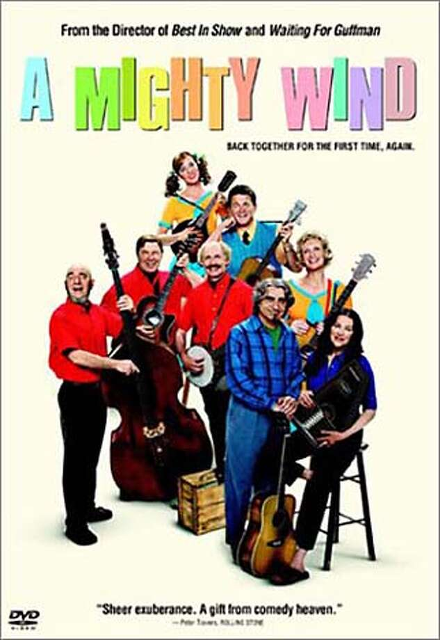 for dvds16; a mighty wind , / The Chronicle MANDATORY CREDIT FOR PHOTOG AND SF CHRONICLE/ -MAGS OUT