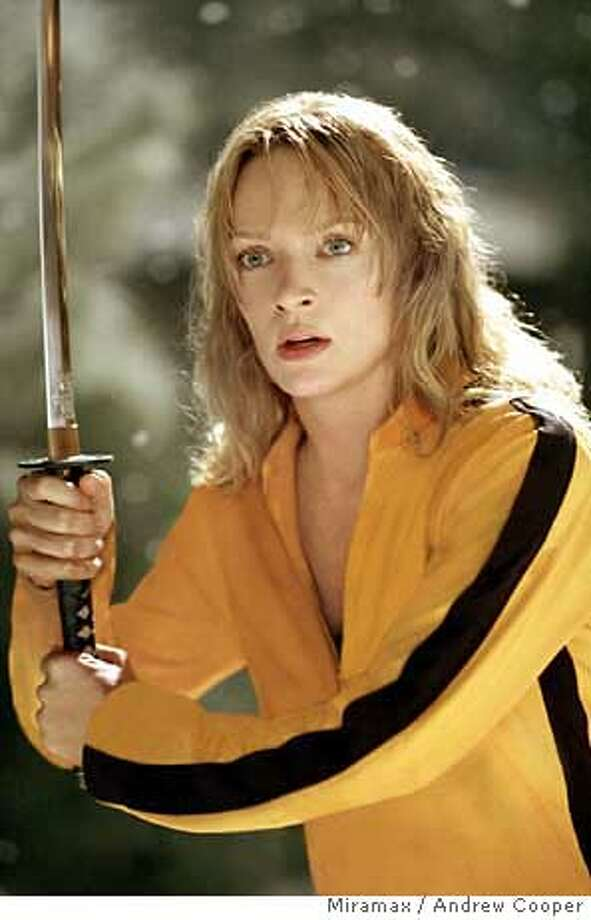 Bloody Kill Bill Slices Through Endless Combat Sfgate