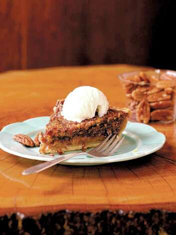Kentucky-style chocolate-bourbon pecan pie from ?Perfect Pies: The ...