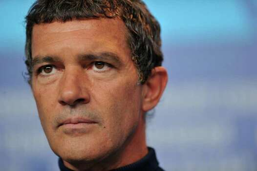 Antonio Banderas played Guido Contini in the 2003 production of 'Nine,' in which a film director faces creative block and a host of other personal problems. Photo: GERARD JULIEN, AFP/Getty Images / AFP