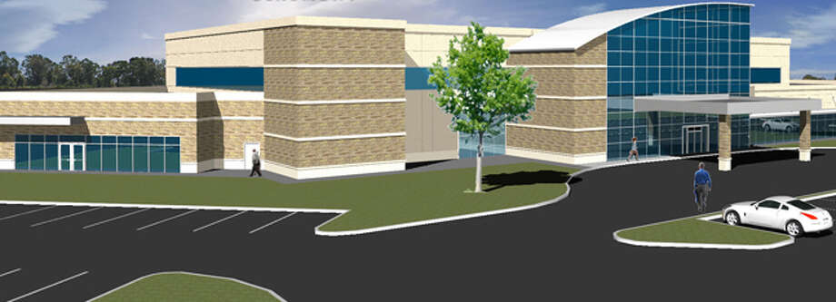 Artist rendering of the Victory Healthcare to be built at 3625 Dowlen Road scheduled to open by Spring of 2013. Photo provided by Victory Healthcare