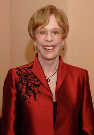 Carol Burnett  Photo: AP / AP