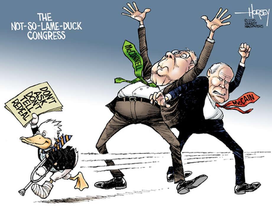 Not-so-lame-duck Congress