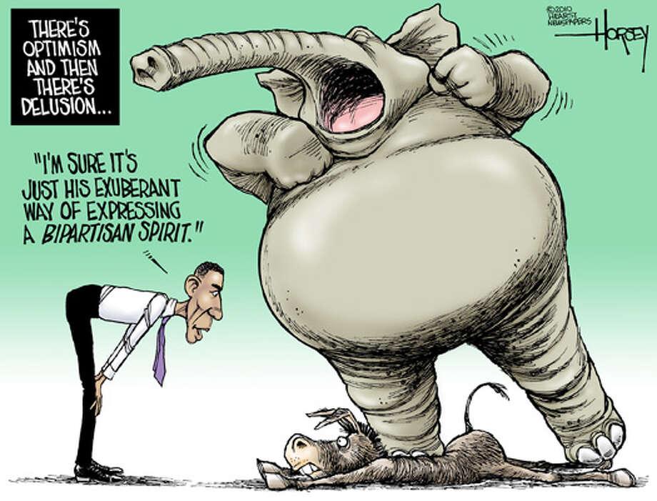 Oblivious Obama?